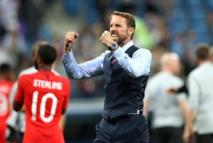 Southgate team culture England mentality