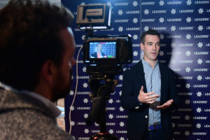 David Slemen talks on video about Elite Performance Partners and Leaders In Sport